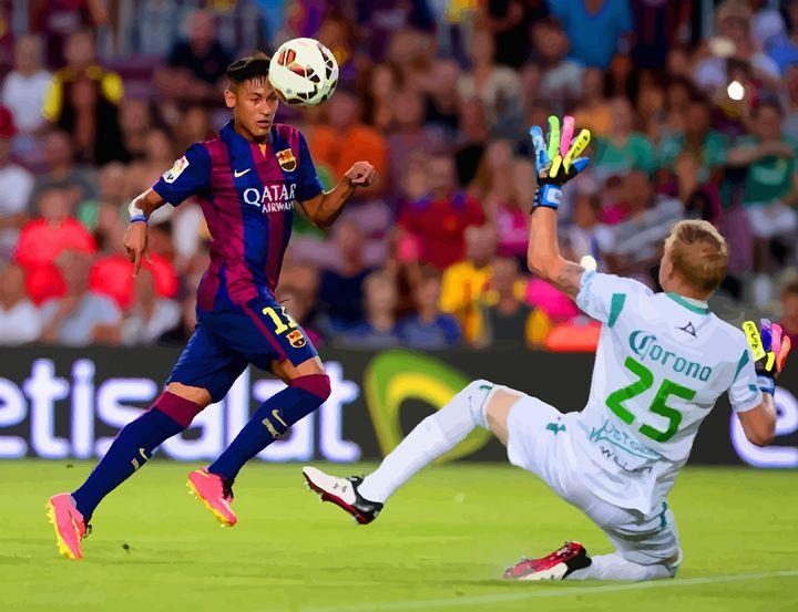 Neymar da Silva Santos Junior - DonDigitalStudio