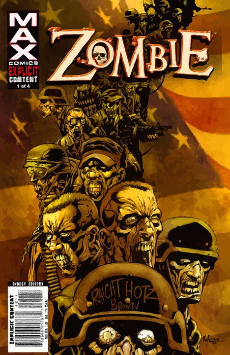 Zombie : Hotz - DonDigitalStudio
