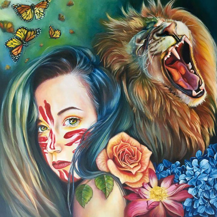 Silent Roar - Hannah wisdom
