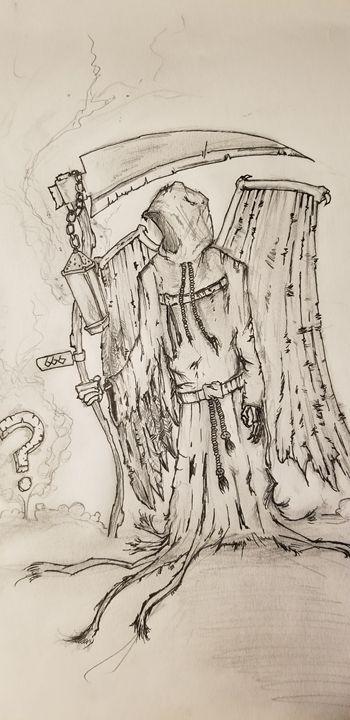 Grim reaper - Shunce