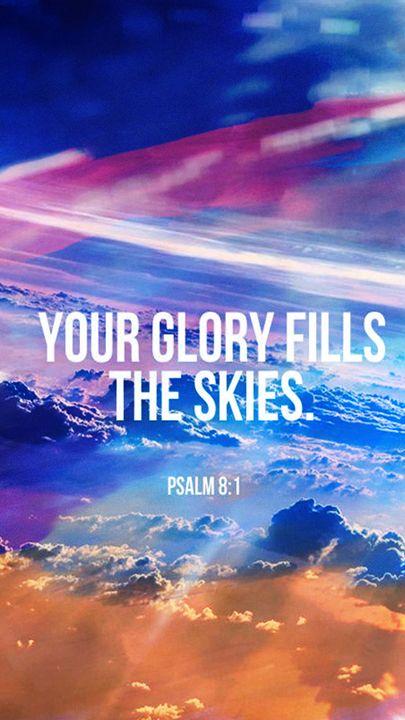 Psalm 8:1 - Coat of many tints