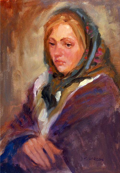 Sophia - Shane Larson Art