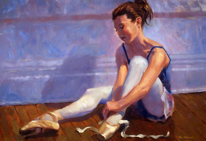 Little Dancer - Shane Larson Art