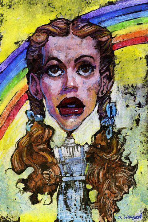 Dorothy - Shane Larson Art