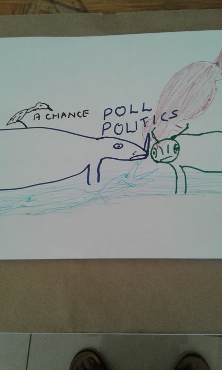 Today's Politics - Vuyo  Makaula Art
