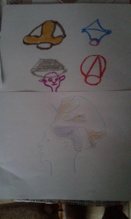 Future Hats - Vuyo  Makaula Art