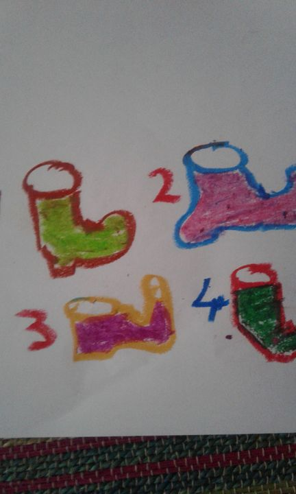 Future Boots - Vuyo  Makaula Art