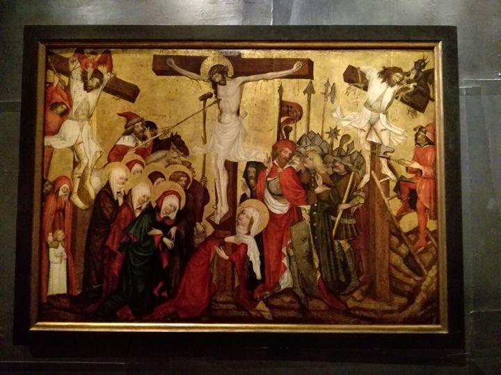 Crucifixion - Danciatko