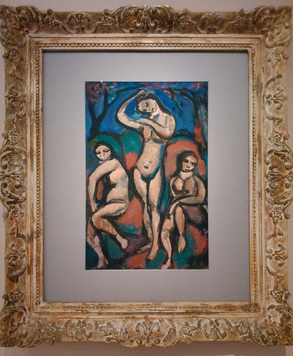 Three nude womens - Danciatko