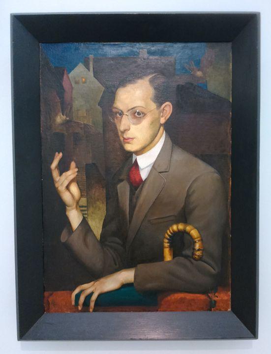 Man with glasses - Danciatko