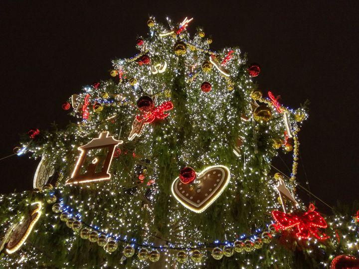 Christmas tree - Danciatko