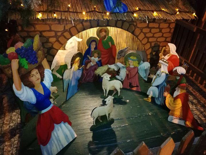 Christmas Bethlehem - Danciatko