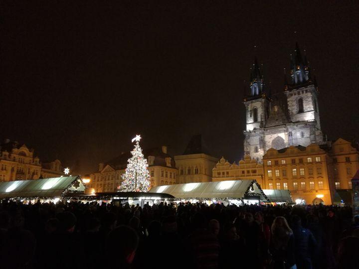 Christmas atmosphere - Danciatko