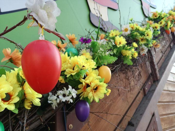 Easter eggs - Danciatko