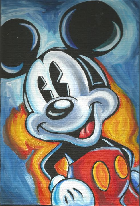 Mickey Mouse - Danciatko