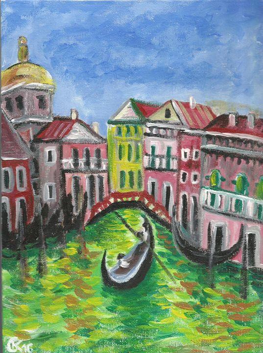 Venezia - Danciatko