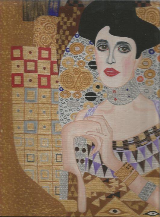 Adele Klimt - Danciatko