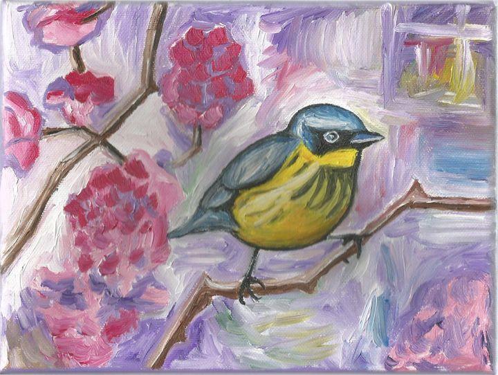 Bird - Danciatko