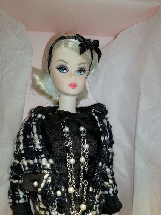 Barbie retro - Danciatko