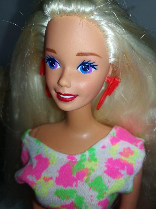Barbie portrait - Danciatko