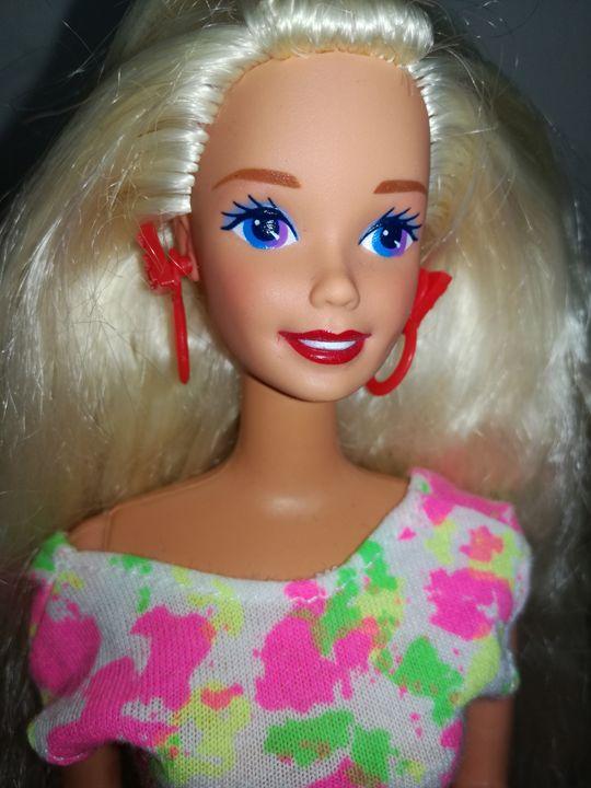 Vintage barbie - Danciatko