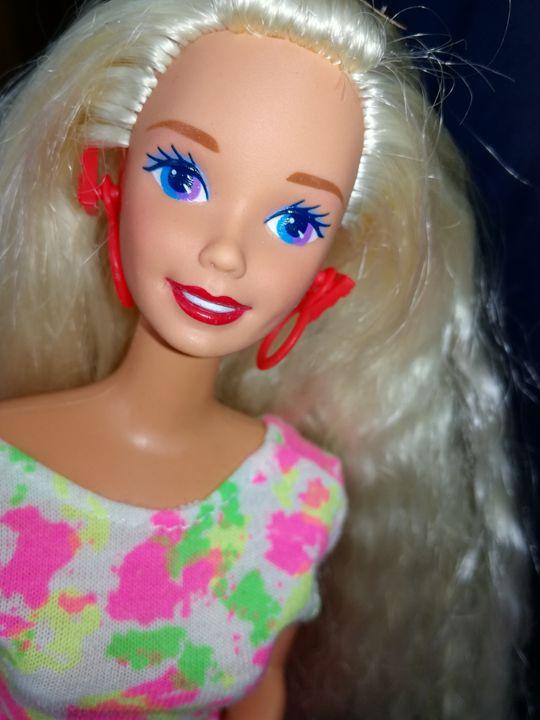 Vintage doll - Danciatko