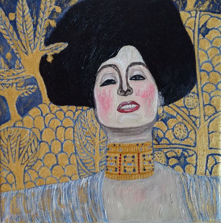 Adele Klimt - Woman in gold - Danciatko