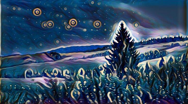 Fairyland at night - Danciatko