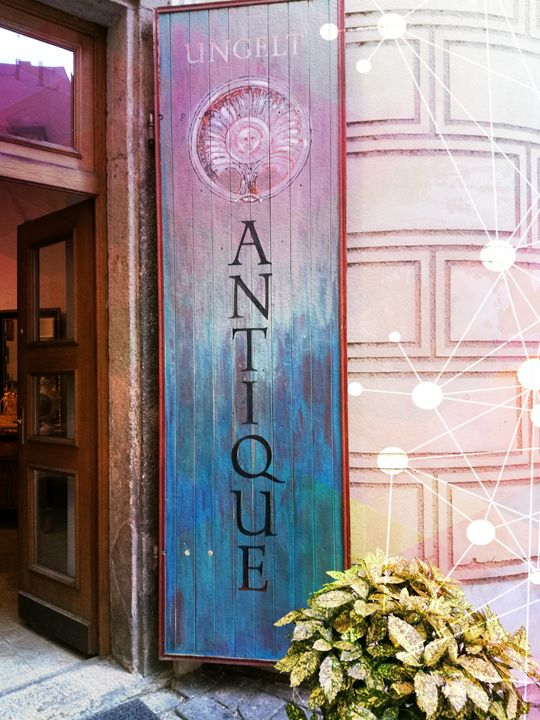 Antique - Danciatko