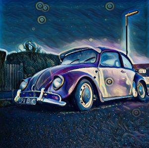 Art car - Danciatko