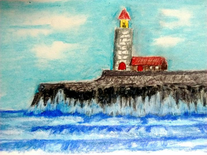 Lighthouse - Cummings Art Gallery