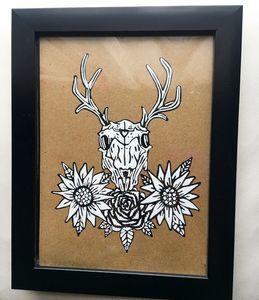 Floral Bones