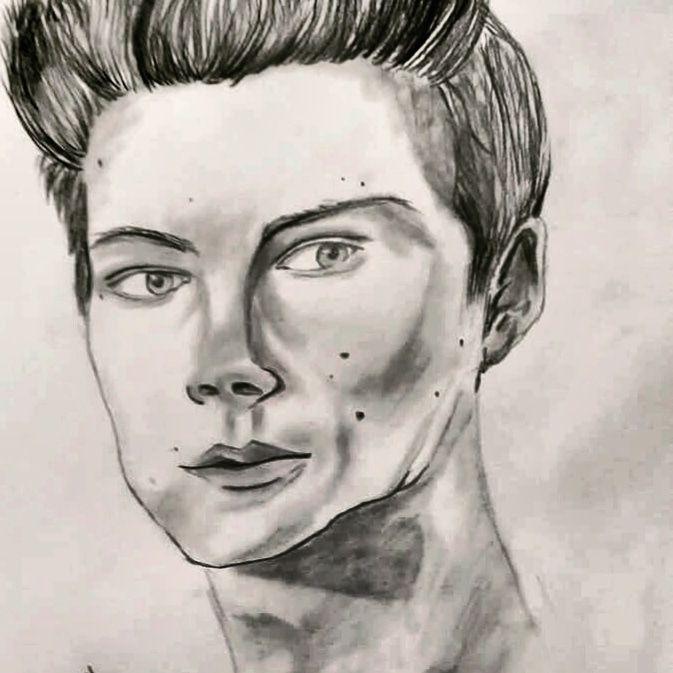 sketch - mahGull's art