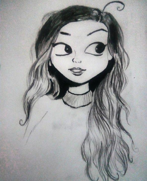 drawing - mahGull's art