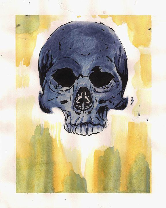 Skull 1 - Paul White