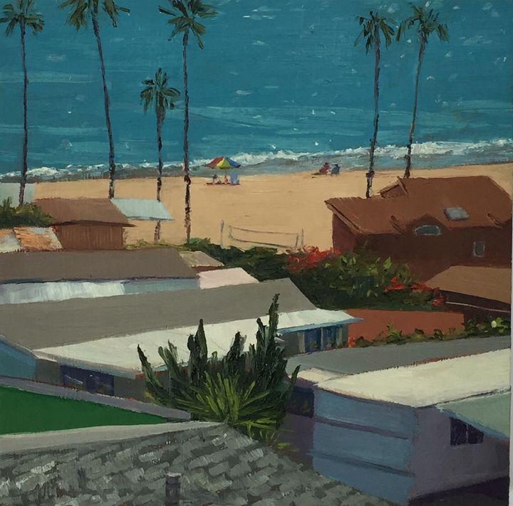 Summertime - Beach Landscapes