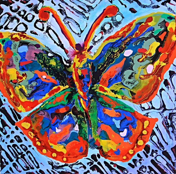 Butterfly - Nataliyas Gallery