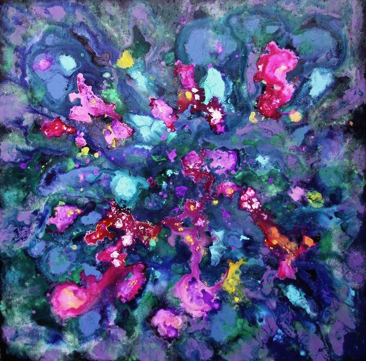 Water Lilies - Nataliyas Gallery