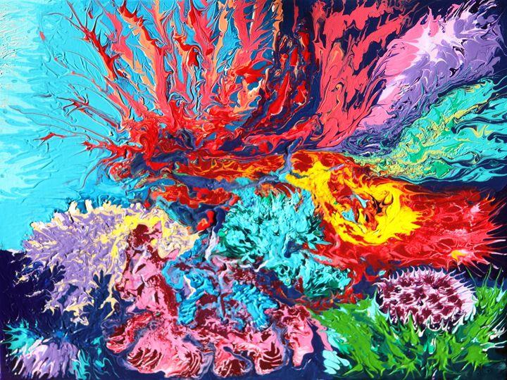 Water Corals - Nataliyas Gallery