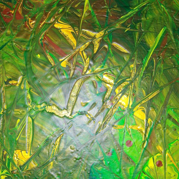 трава - Vetluga