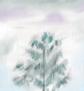 fade in rain