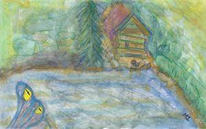 Memories of the cabin in the woods