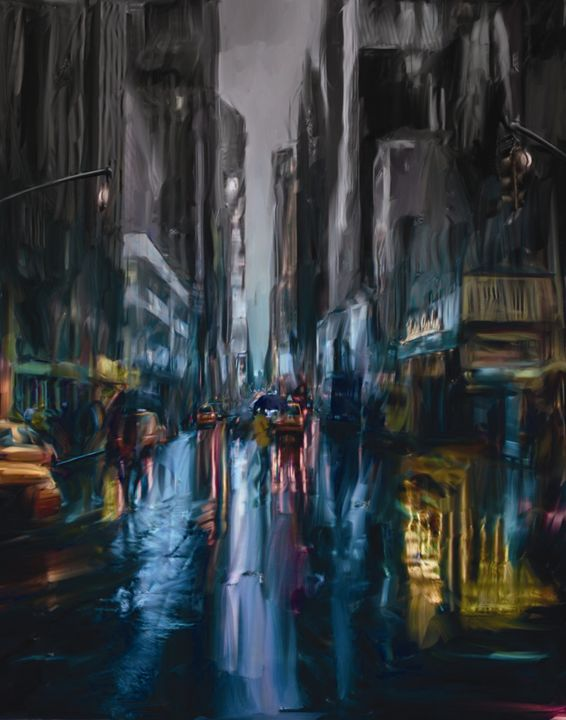 City Streets - Digital Images Gallery