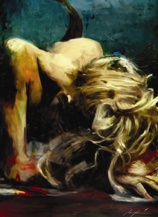 Last Painting - Digital Images Gallery