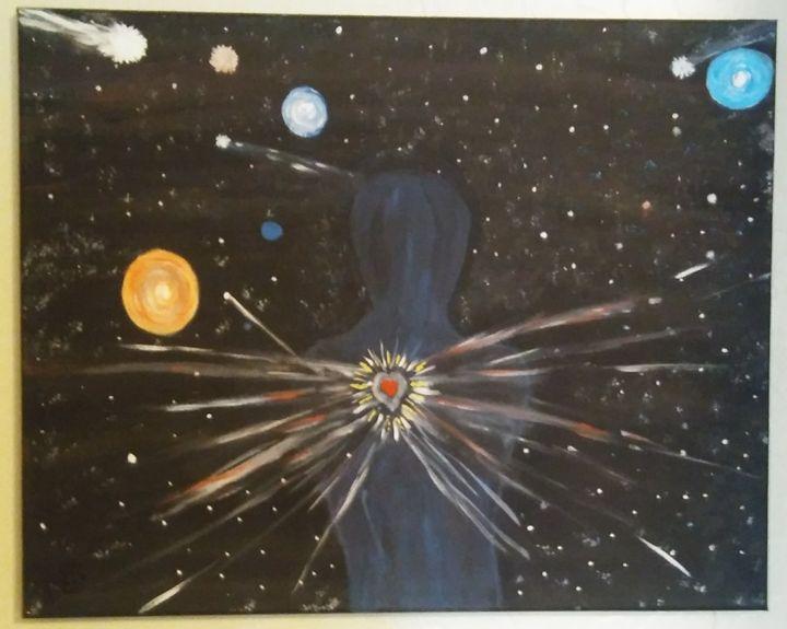 Embrace the universe - My world!