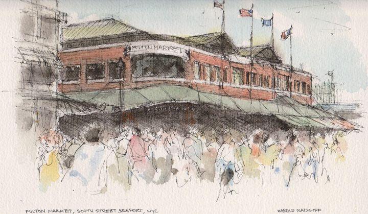 Fulton Market - Harold Radgiff