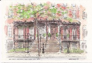 Nos. 3 & 4 Gramercy Park West