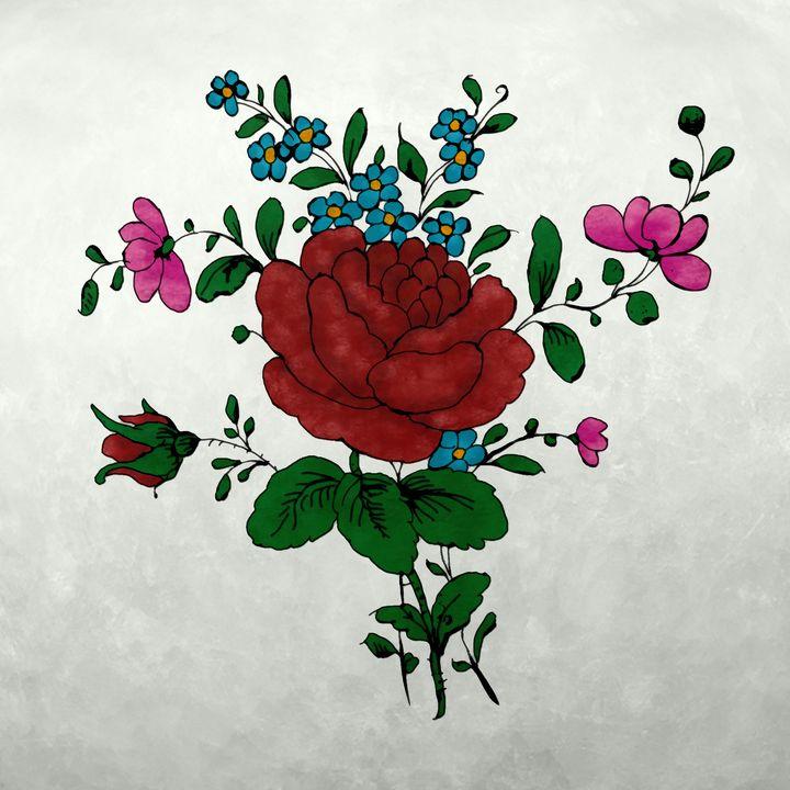 Floral Waking - Bethany Dameron