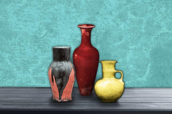 Bright Vases - Bethany Dameron