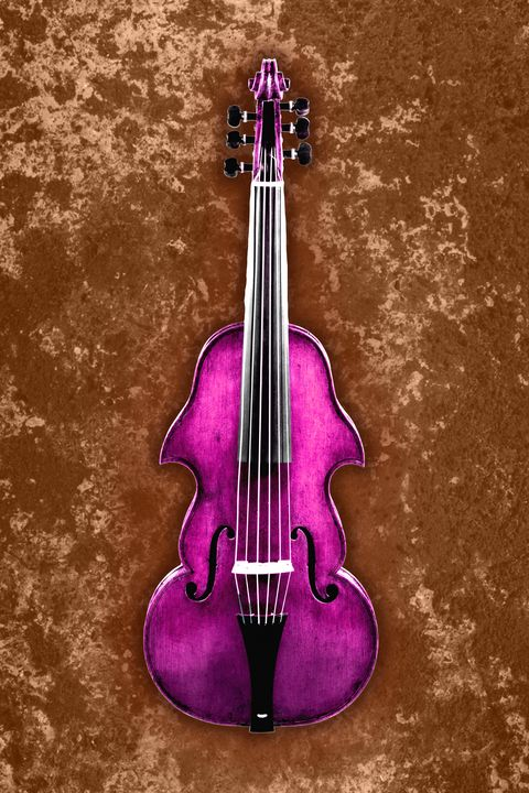 Violet Strings #3 - Bethany Dameron